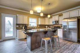 Transitional Kitchen With Kichler 42384AP Antique Pewter Lacey Single Light  6