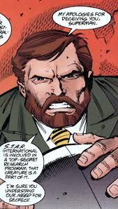 Burton Thompson (New Earth) | DC Database | Fandom