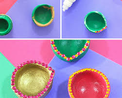 Designs For Diya Decoration