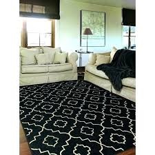 black and white area rug 8x10 black rug black area rugs for modern black and white