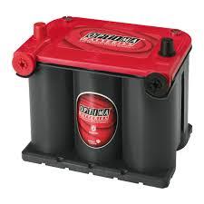 Optima RedTop Battery- AGM Auto BatteryAGM Auto Battery
