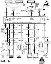 2001 chevy truck radio wiring diagram the wiring wiring harness diagram chevy truck the 1995 chevy tahoe stereo