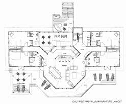 calypso first floor plan