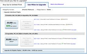 United Airlines Mileage Chart The Ultimate Guide To United Airlines Upgrade Rules Travel