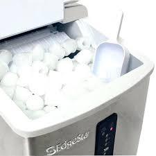 countertop ice maker edgestar ip210bl portable countertop ice maker black in use min igloo countertop ice countertop ice maker