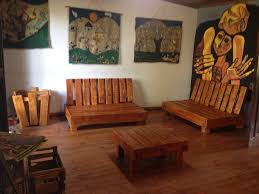 Wood Furniture From Recycled Materials