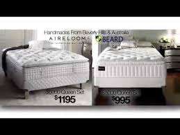 OLD TV MERCIAL The Dump Furniture Biggest Mattress Store in