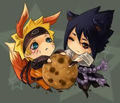 anime chibi naruto sasuke. Modren Anime Naruto Sasuke Chibi Cookie By Sooj  And Anime Chibi Naruto Sasuke