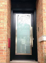 steel entry door window insert frame dumound glass inserts and frames front large size of quality win