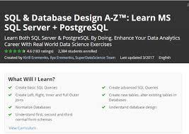 Self Learn Sql Database Design A Z Learn Ms Sql Server