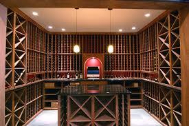 wine room lighting. Custom Residential Mahogany Wine Cellar Room Lighting M