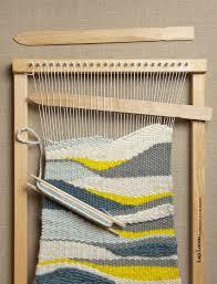 Weaving Loom Patterns Adorable Diy Loom Wall HangingDIY Woven Wall Hanging With Kids Loom Crafts