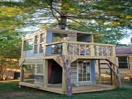 Cool Treehouses For Kids Stunning Cool Treehouses For Kids Photo Decoration Inspiration