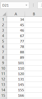 Histogram In Excel Easy Steps 2016 2013 2010 2007