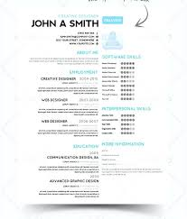 Free Modern Executive Resume Template Clean Resume Template Download One Page Modern Executive Cv Html