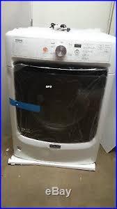 new gas dryer. Modren Gas New Genuine Maytag MGD3500FW 27 27 Inch 74 Cu Ft Front Load In Gas Dryer O