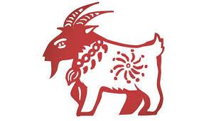 Chinese Lunar Chart 2015 Year Of The Goat Sheep 1979 1991 2003 2015 2027 Zodiac
