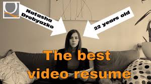 Linda Raynier Resume Sample Sample video resume 60 tips to create video CV YouTube 39