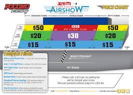 Air Show Venue Maps Pocono Raceway Pocono 400 Gander Rv 400