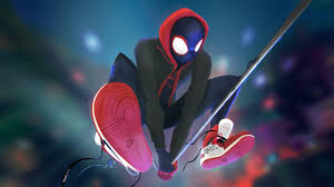 One of the best animated movies done to this date in my personal opinion! Spider Man Into The Spider Verse Wallpaper Nawpic