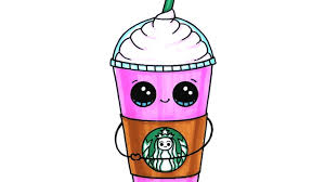Cute Starbucks Coloring Pages Free Coloring For Kids 2019