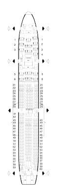 Delta Airlines Airbus A333 Seating Chart World Airline Seat Map Guide Airline Quality