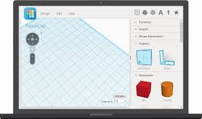 tinkercad create 3d digital designs with online cad