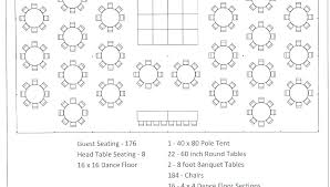 reception table seating chart template dinner plan party printable winter wedding a rectangular free round se