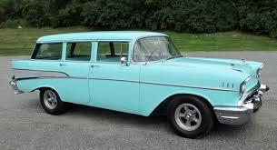 1957 Chevrolet Bel Air | Connors Motorcar Company