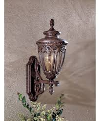 shown in antique bronze finish and mouth n clear seeded glass