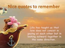 Be Nice Quotes Fascinating Nice Quotes To Remember
