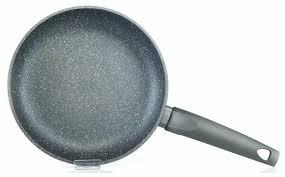 Сковорода <b>Fissman</b> Grey stone 4970 26 см — купить по выгодной ...