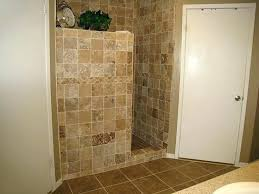walk in shower half wall shower shower curtain ideas for walk in showers ideas for walk walk in shower half wall