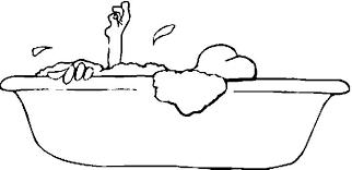 Bad Ausmalbilder Malvorlagen Animierte Bilder Gifs