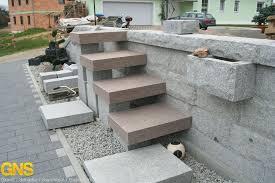 Hier zeige ich euch, wie ich eine treppe in meinem garten geplant und gemauert habe. Preisliste Granit Blockstufen Granitpflaster Pflastersteine Granitpflastersteine Mauersteine