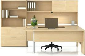 wood office cabinet. Fascinating Interior Unfinished Wood Desk Chairs Office Furniture Desks Modern Lateral Cabinet