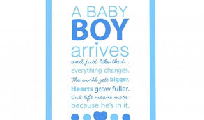 Baby Blessing Quotes Simple Baby Boy Quotes And Saying For New Born Baby 48 Happy Birthday