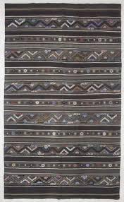 vintage turkish kilim rug 170257