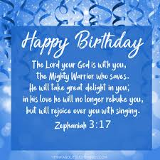 35 Uplifting Bible Verses For Birthdays With Images Think About