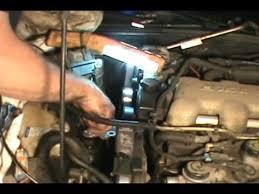 3 1 water pump replacement 2000 chevrolet bu