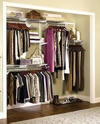 Menards Coat Rack Interesting Menards Coat Rack Configurations 32 32 Classic Closet Kit At I Like