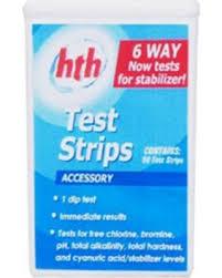 Hth Test Kit Standrewsvenice Info