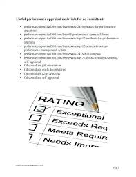 Sample Employee Performance Appraisal Performance Appraisal Form Photo Evaluation Gallery Example 70b Job