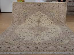 9 x 12 hand knotted brand new wool and silk sino persian tabriz oriental area rug 12980627 goodluck rugs