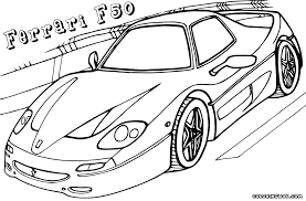 Small Picture Ferrari coloring pages Coloring pages to download and print