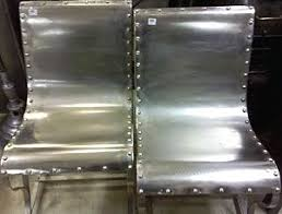 industrial metal furniture. Metal Riveted Furniture Industrial O