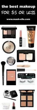 best makeup s under 5
