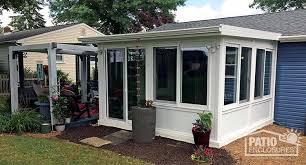 sunrooms with single slope roofs