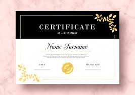 Free Downloadable Certificates Certificate Vectors Photos And Psd Files Free Download