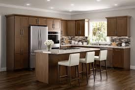 amesbury brown kitchen